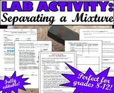 Lab Activity: Separating a Mixture
