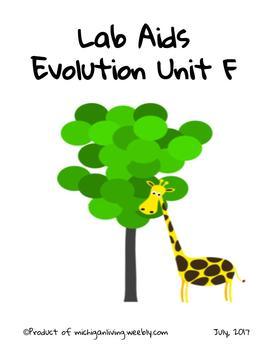 Lab Aids Curriculum fro Evolution