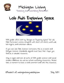 Lab Aids UBD Curriculum Pack