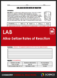 Lab - Alka-Seltzer Rates of Reaction