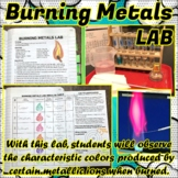 Lab: Burning Metals