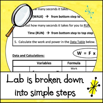 Lab Activity - Calculating Stair Climbing Power