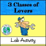 Lab Activity - Classes of Levers