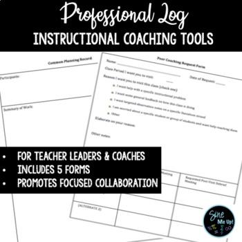 Teacher Collaboration & Intervisitation Forms