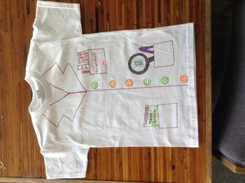Lab Coat t-shirt