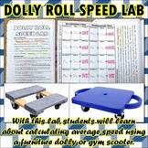 Lab: Dolly Roll Speed Lab