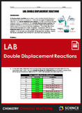 Lab - Double Displacement Reactions