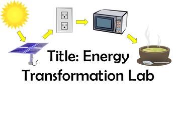 Lab: Energy Transformation