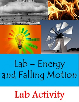Lab - Energy and Falling Motion
