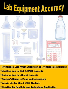 Lab: Equipment Accuracy