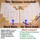 Lab Equipment Acrostic Puzzle