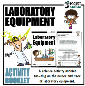 Laboratory Equipment Activity Booklet