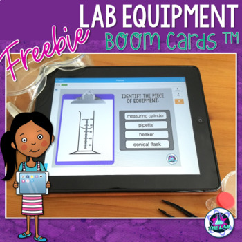Lab Equipment Boom Cards