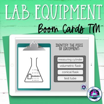Lab Equipment Boom Cards