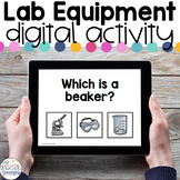 Lab Equipment - Digital Activity - Distance Learning for S