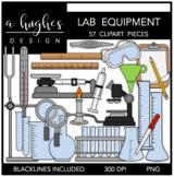 Lab Equipment Clipart [Ashley Hughes Design]