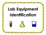 Lab Equipment Identification