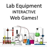 Lab Equipment Interactive Quizzes and Games