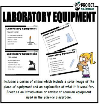 Laboratory Equipment PowerPoint