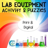 Lab Equipment Activity and Puzzles