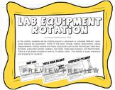 Lab Equipment Station Rotation