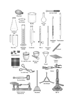 Lab Equipment and Purpose