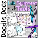 Lab Equipment and Tools Doodle Docs