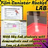 Lab: Film Canister Rocket