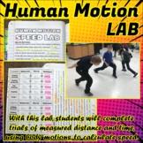 Lab: Human Motion