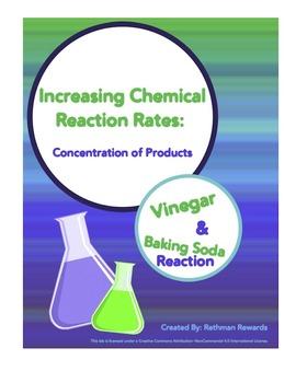 Lab: Increasing Reaction Rates