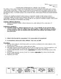 Lab Investigation: Conservation of Momentum using Vernier Cart System