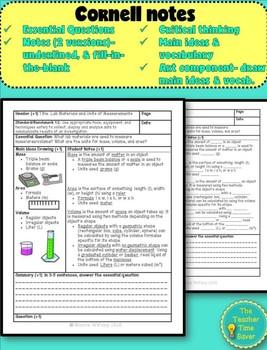 Scientific Investigation: Lab Materials and Measurement Lesson