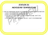 Lab Measurement Stations