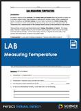 Lab - Predicting and Measuring Temperature in Celsius