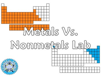 Lab: Metals Vs Nonmetals