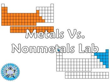 Lab: Metals Vs Nonmetals