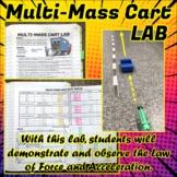 Lab: Multi-Mass Cart