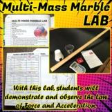 Lab: Multi-Mass Marble