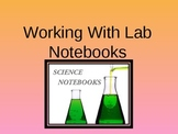 Lab Notebooks