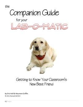 Lab-O-Matic Companion Guide