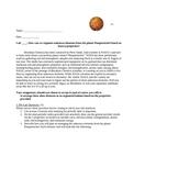 Lab Periodic Table Activity Simulation: Alien Element Organization