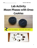 Lab - Phases of the Moon with Oreo Cookies