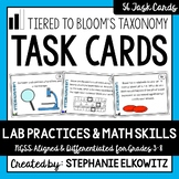 Lab Safety, Lab Tools and Lab Skills Task Cards