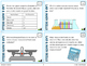 Lab Practices & Math Skills Task Cards (Differentiated and