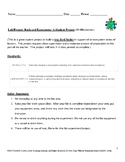 Lab/Project: Backyard Ecosystems- A Student Project (40 #R