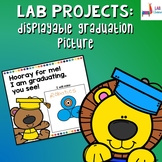 Lab Projects: Displayable Graduation Picture