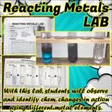 Lab: Reacting Metals