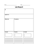 Lab Report Organizer