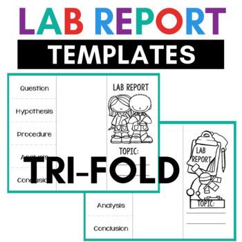 Lab Report Templates - Explore the Scientific Method