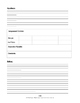 Lab Report Template with Little Scaffolding (Section Headi